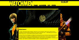 Watchmen movie site
