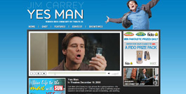 Yes Man movie site