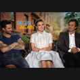 Adam Levine, Keira Knightley & Mark Ruffalo (Begin Again)