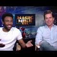 Donald Glover & Matt Bomer (Magic Mike XXL)