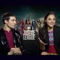 Ezra Miller & Gal Gadot (Justice League)