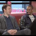 Jake Lacy & Damon Wayans Jr. (How to Be Single)