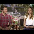 James Marsden & Michelle Monaghan (The Best of Me)