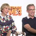 Kristen Wiig & Steve Carell (Despicable Me 3)