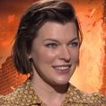 Milla Jovovich (Resident Evil: The Final Chapter)