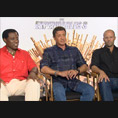 Sylvester Stallone, Jason Statham & Wesley Snipes (The Expendables 3)