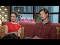 Alison Brie & Anders Holm Interview