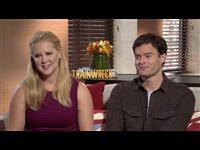 Amy Schumer & Bill Hader Interview - Trainwreck