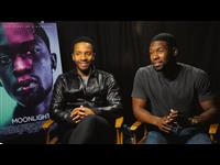 André Holland & Trevante Rhodes Interview