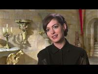 Anne Hathaway Interview