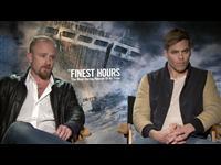 Ben Foster & Chris Pine Interview