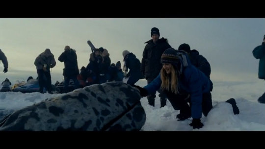 big miracle movie analysis Big miracle is a 2012 this article needs an improved plot summary which is a line still heard in the film visual effects on big miracle were created.