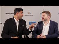 Blaine Thurier Interview