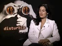 Carrie-Anne Moss Interview