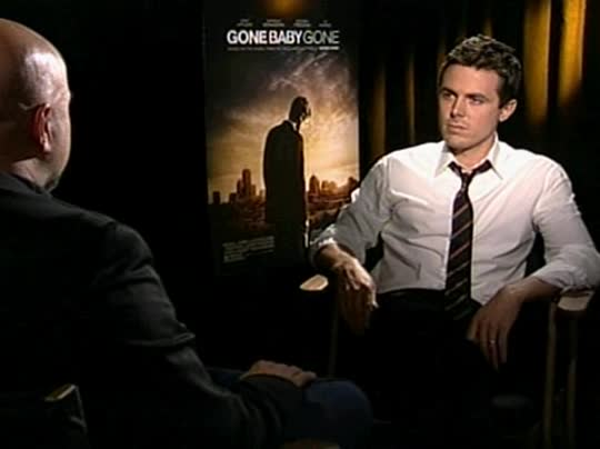 casey affleck gone baby gone interview 2007 movie