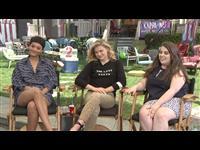 Chloë Grace Moretz, Kiersey Clemons & Beanie Feldstein Interview