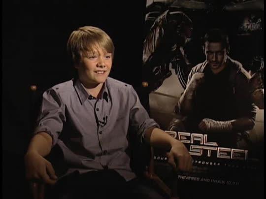 Steel Interview Steel Interview | Movie
