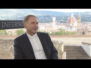 Dan Brown Interview - Inferno video