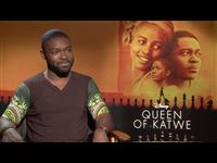 David Oyelowo Interview - Queen of Katwe Poster