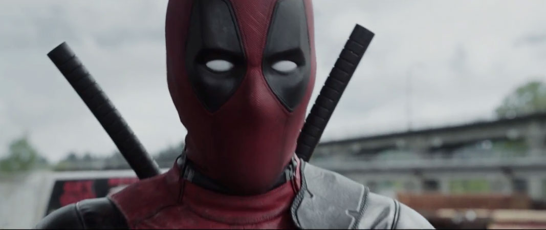 Deadpool restricted trailer 2 2016 movie trailers for What are the showtimes for deadpool