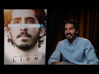 Dev Patel Interview