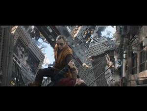 "Doctor Strange Movie Clip - ""Dimensional Fight"" video"