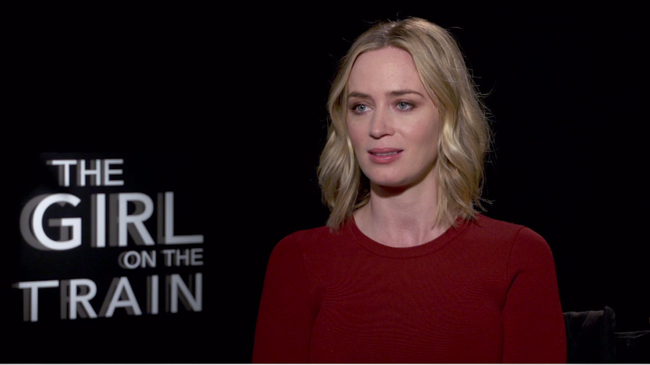 Emily Blunt - The Girl...