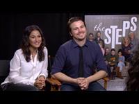 Emmanuelle Chriqui & Jason Ritter Interview
