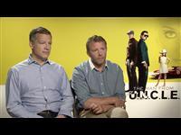 Guy Ritchie & Lionel Wigram Interview