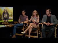 Hayden Szeto, Haley Lu Richardson & Blake Jenner Interview