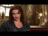 Helena Bonham Carter Interview