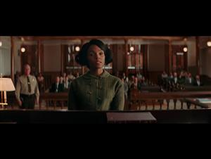 """Hidden Figures - Movie Clip: """"Make You the First"""" video"""