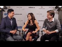 Holly Deveaux & Justin Kelly Interview