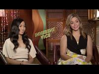 Hong Chau & Sasha Pieterse Interview