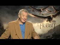 Ian McKellen Interview
