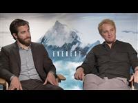 Jake Gyllenhaal & Jason Clarke - Everest
