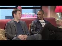 Jake Lacy & Damon Wayans Jr. Interview