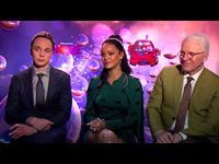 Jim Parsons, Rihanna & Steve Martin Interview