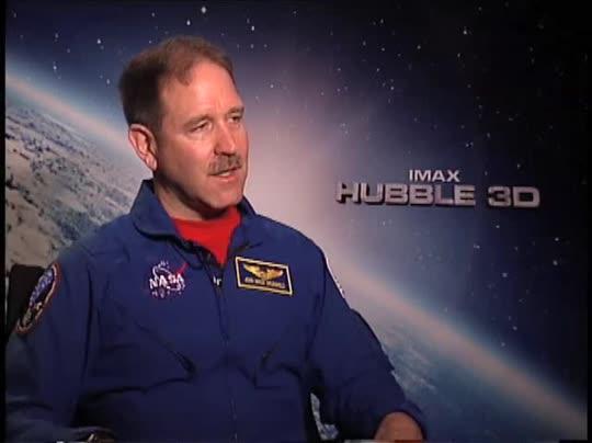 John Grunsfeld (Hubble 3D) Interview 2010 | Movie Interview