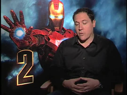 Jon Favreau (Iron Man 2) Interview 2010 | Movie Interview