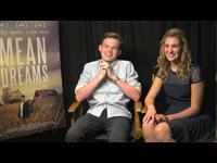 Josh Wiggins & Sophie Nélisse Interview