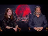 Julianne Moore & Jeff Bridges Interview