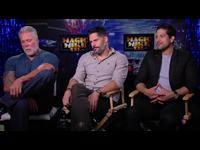 Kevin Nash, Joe Manganiello & Adam Rodriguez Interview
