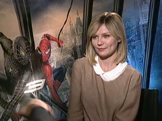 Kirsten Dunst (Spider-Man 3) Interview 2007 | Movie Interview