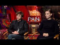 Levi Miller & Rooney Mara - Pan