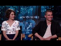 Lizzy Caplan & Dave Franco Interview