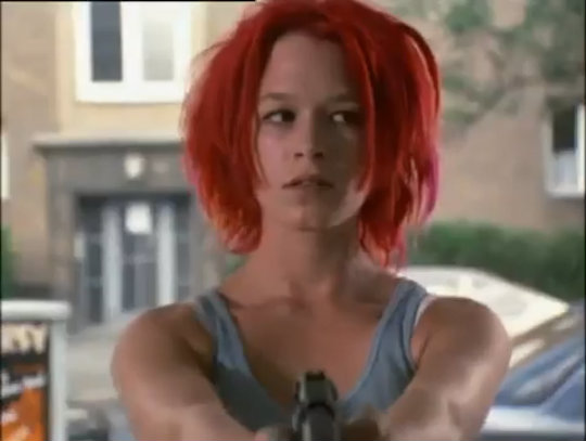 run lola run and related texts Run lola run, run lola run, run lola run it is rare to find a film so driven by its own vehicle a film in which every piece of music, cinematography, and effect is used to further the story line run lola run essays related to run lola run 1.