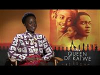 Lupita Nyong'o Interview - Queen of Katwe Poster