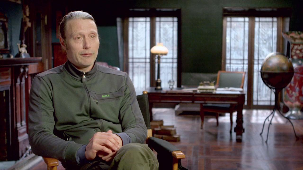 Mads Mikkelsen - Doctor Strange Interview (2016) | Movie ...