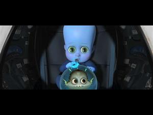 Megamind   On DVD   Movie Synopsis and info
